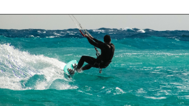 kitesurf planche a voile giens