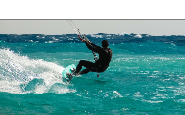 kitesurf planche a voile giens