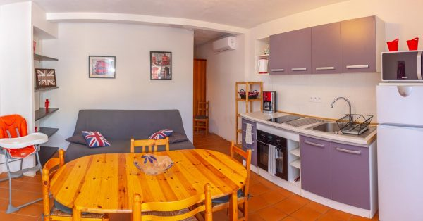Location appartement giens hyeres papa-iti pièce