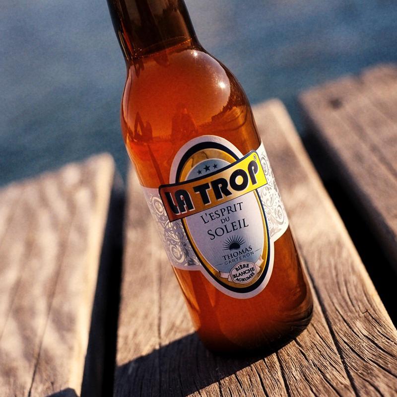 bière trop brasserie carteron hyères