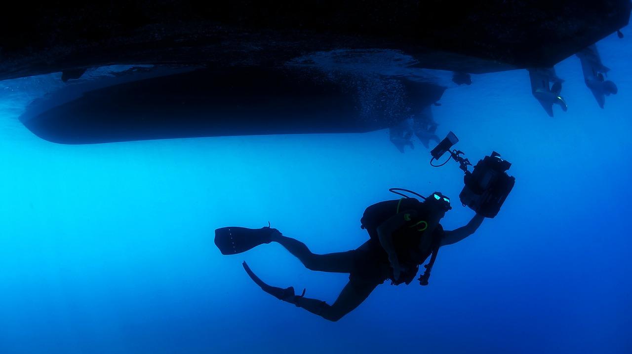 plongée sous marine giens hyères var